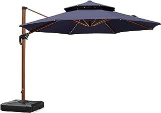 Best hampton bay offset umbrella Reviews