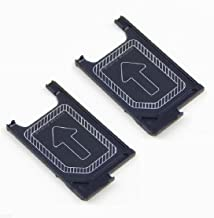 2x Micro Sim Card Tray Holder Slot Replacement For Sony Xperia Z3 Z3 Compact