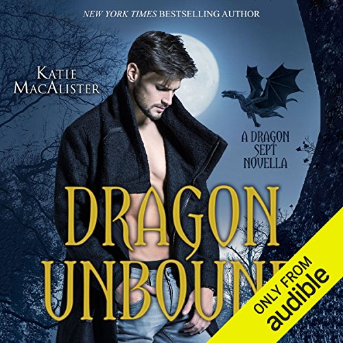 Dragon Unbound audiobook cover art