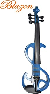 5 STRING IMPORTED ELECTRIC VIOLIN 4/4 SIZE WITH CASE,ROSIN,BOW,HEADPHONE,CABLE (IMPORTED)