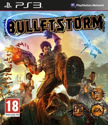 Bulletstorm Sony Ps3