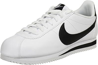 Nike WMNS Classic Cortez Leather, Chaussures de Gymnastique Femme
