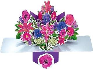 Second Nature Pop Ups Pop up Greeting Card Lilies