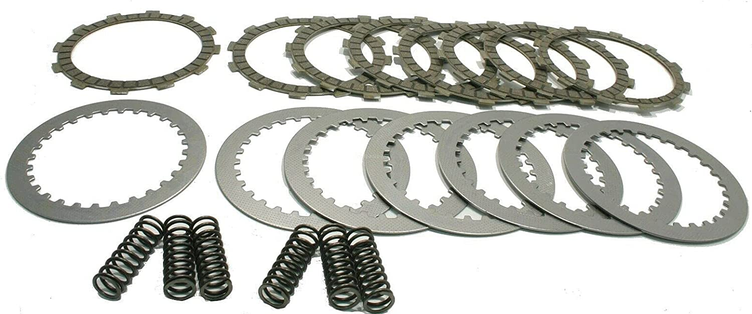 Heavy Duty Clutch Kit - Fixed price for sale Friction Plates CRF fits Steel Springs High quality