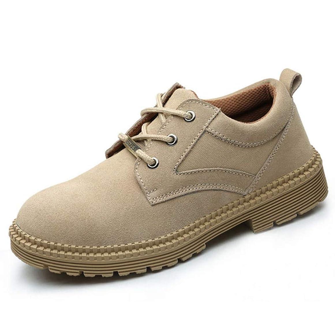 調和知的策定するセーフティシューズ ワークシューズ 作業靴 保護靴 メンズ 耐摩耗性 耐久性 アウトドア 工業用 建設作業 釘踏み抜き防止 先芯入り つま先保護 溶接作業 パンチング加工 耐久性抜群 歩きやすい おしゃれ