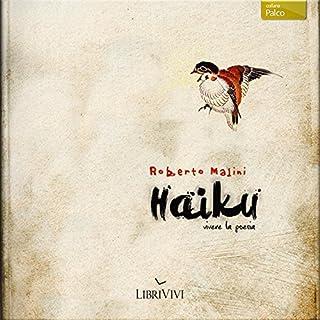 Haiku, vivere la poesia copertina