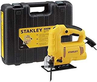Stanley 600w Jigsaw Kit Box