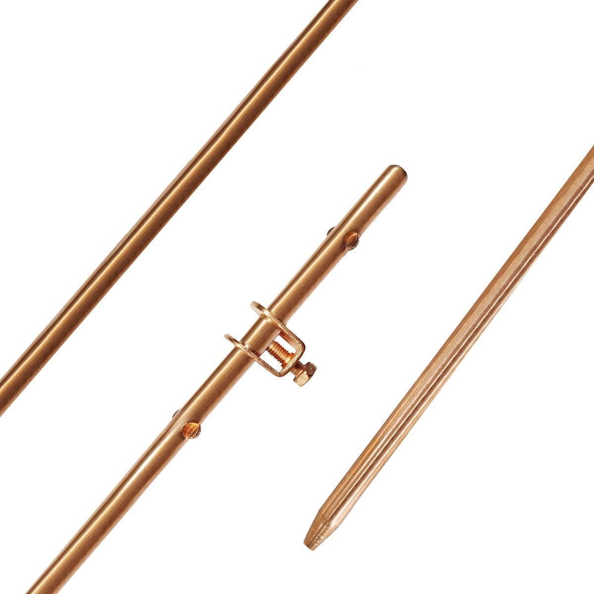 GOUNENGNAIL- Copper Grounding Rod - 3/8