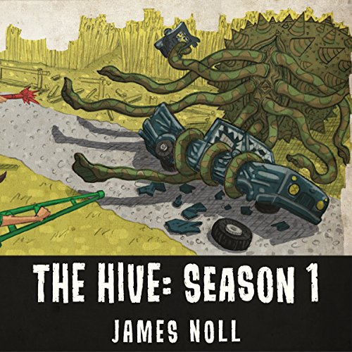 The Hive and Other Stories audiobook cover art