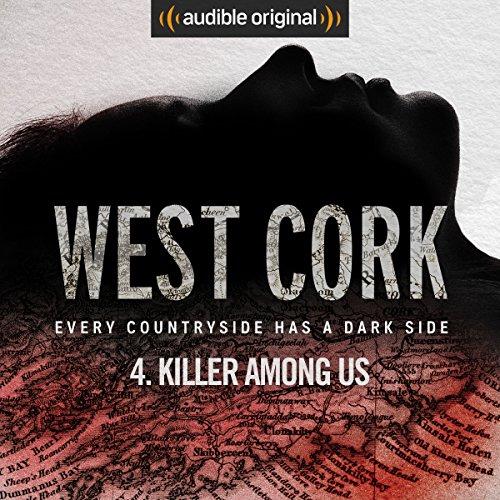 Ep. 4: Killer Among Us audiobook cover art