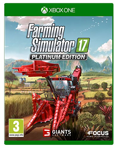 Farming Simulator 2017 - Platinum - Xbox One