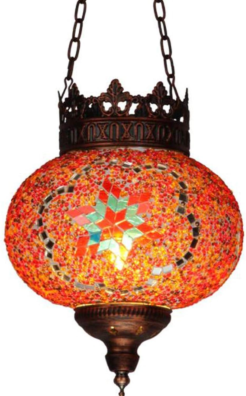 Kronleuchter Wohnzimmer Lampe Retro Schmiedeeisen Einfache Esszimmer Schlafzimmer Lampe
