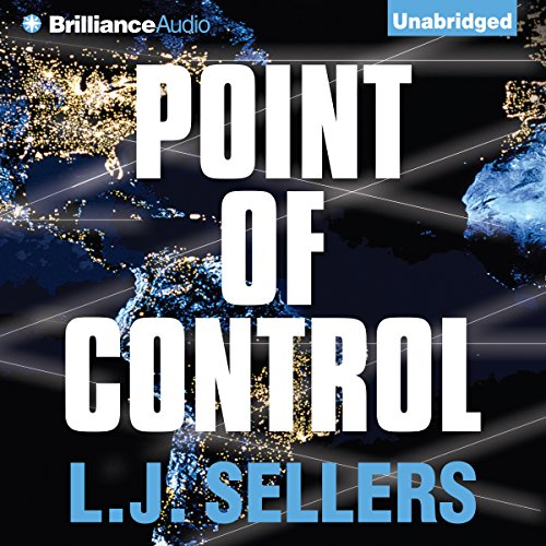 Point of Control audiobook cover art