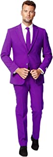 OppoSuits Men's The Blue Party Costume Suit