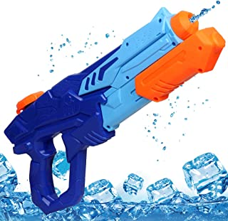 Pistolet à Eau, Water Gun Jouet d'été pour Enfants 8-12M 750ml, Jeu de Plein Air..