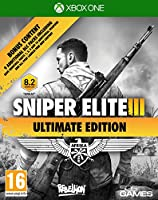 Xbox1 sniper elite iii ultimate edition & 9 dlc packs (eu)