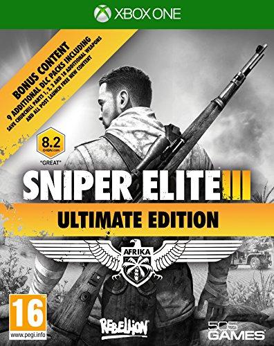 Sniper Elite 3 - Ultimate Edition [Importación Inglesa]