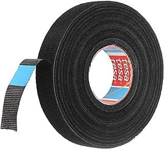 شريط قماشي لاصق تيسا كوروبلاست 19 مم × 25 متر متوافق مع تسخير الأسلاك