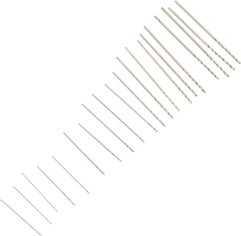 Pack of 6 - ランキングTOP5 Kaufhof 06-00090 20 Tiny 流行のアイテム Drill Small #61- Piece Bits