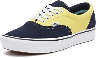 VANS Unisex Era Skate Shoes, Classic Low-Top Lace-up...