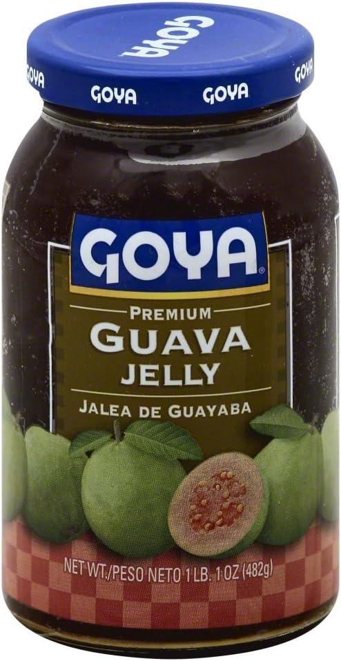 Goya Jelly Max 54% San Antonio Mall OFF Jar Guava