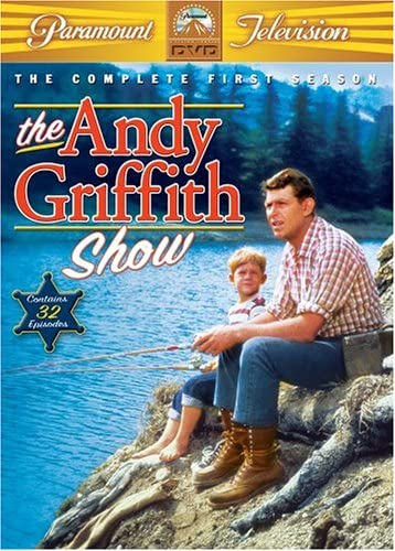 The Andy Griffith Show The Complete First Season product image