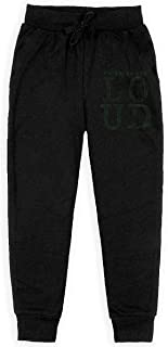 Dxqfb Ed Sheeran - Thinking out Loud Boys Sweatpants,Sweatpants For Boys