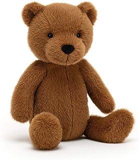 Jellycat(ジェリーキャット) Maple bear メープルベアー 24センチ Mサイズ 日本未発売 くま ぬいぐるみ [並行輸入品]