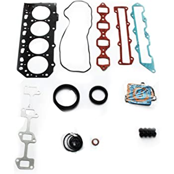 3 Month Warranty SINOCMP Excavator Parts for Komatsu 4D105-1 Engine 6131-K1-9901 6130-K2-9901 4D105-1 Engine Gasket Kit