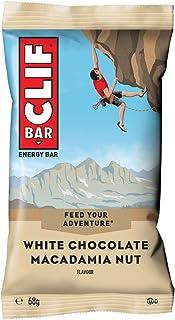 CLIF Bar Barrita energética de avena con chocolate blanco y
