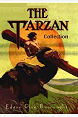 The Tarzan Collection by Edgar Rice Burroughs (8 Books) Kindle Edition
