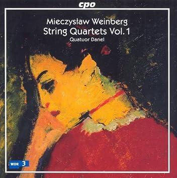 Weinberg: String Quartets, Vol. 1