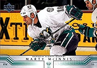 (CI) Marty McInnis Hockey Card 2001-02 Upper Deck (base) 237 Marty McInnis