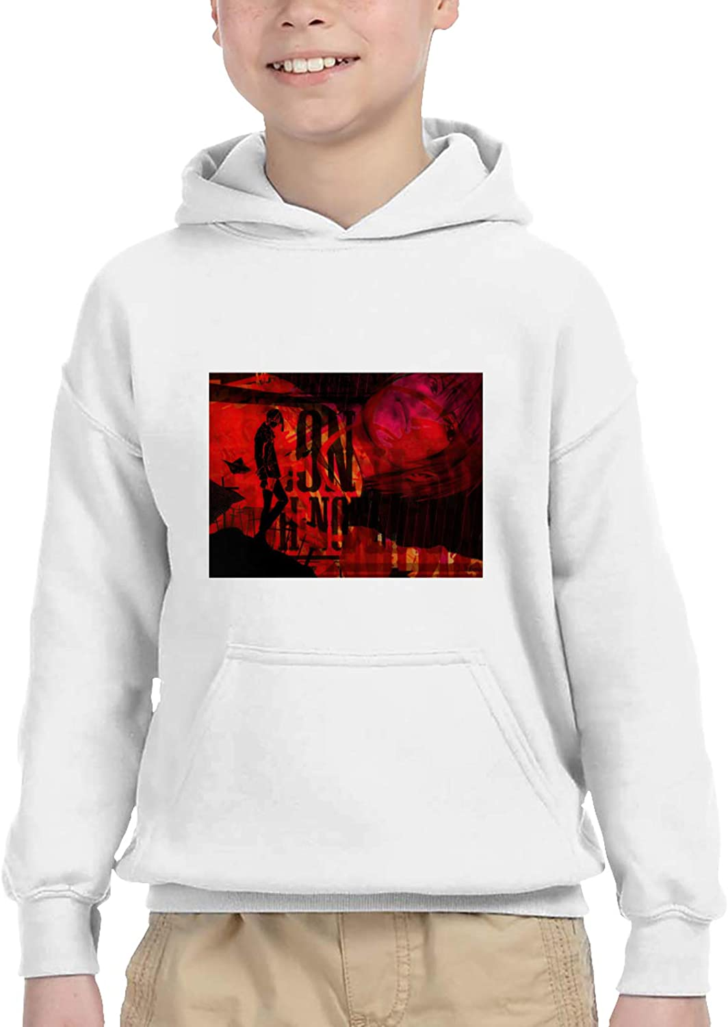 Boys Pullover Hoodie Yagami Light Casual Finally popular brand Hoo Death  Custom Don't miss the campaign Note