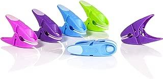 Minky Homecare SureGrip Pegs, 24 Pack, Multicolor