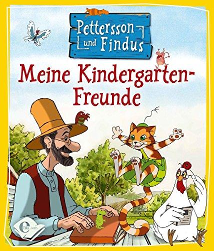 Pettersson und Findus Freundebuch: Meine Kindergartenfreunde