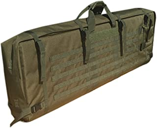 Galati Extra Wide Deluxe Shooters Mat Olive Drab