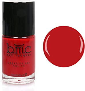 Maniology (formerly bmc) Nail Stamping Lacquers - Creative Art Polish Collection - Red Hot