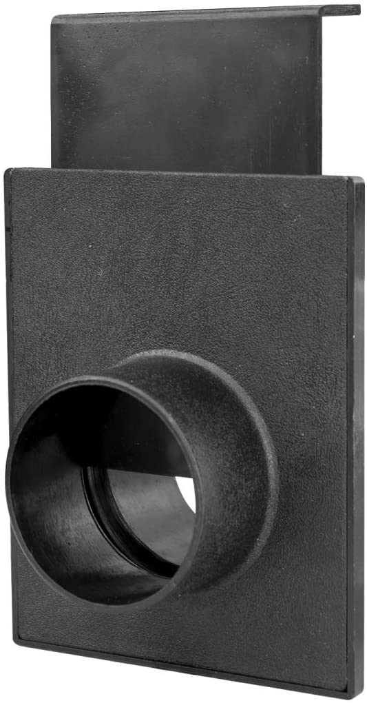 POWERTEC 70133 2-1 2-Inch Blast Fashionable Gate for F Collector Dust Vacuum Miami Mall