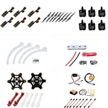 Flame Wheel F550 ARF KIT with Landing Gear + Naza-M V2 + GPS Compatible with Flame Wheel F550 Drone