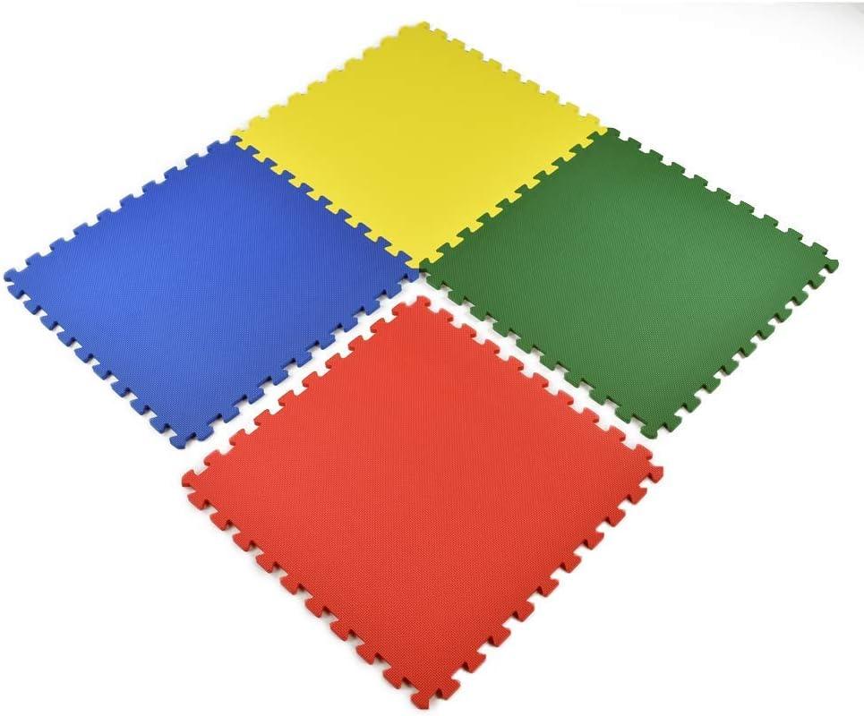 Virginia Beach Mall Greatmats Foam Puzzle Tile Playmats Kids x Over item handling ☆ 2x2 .5 Flooring Ft