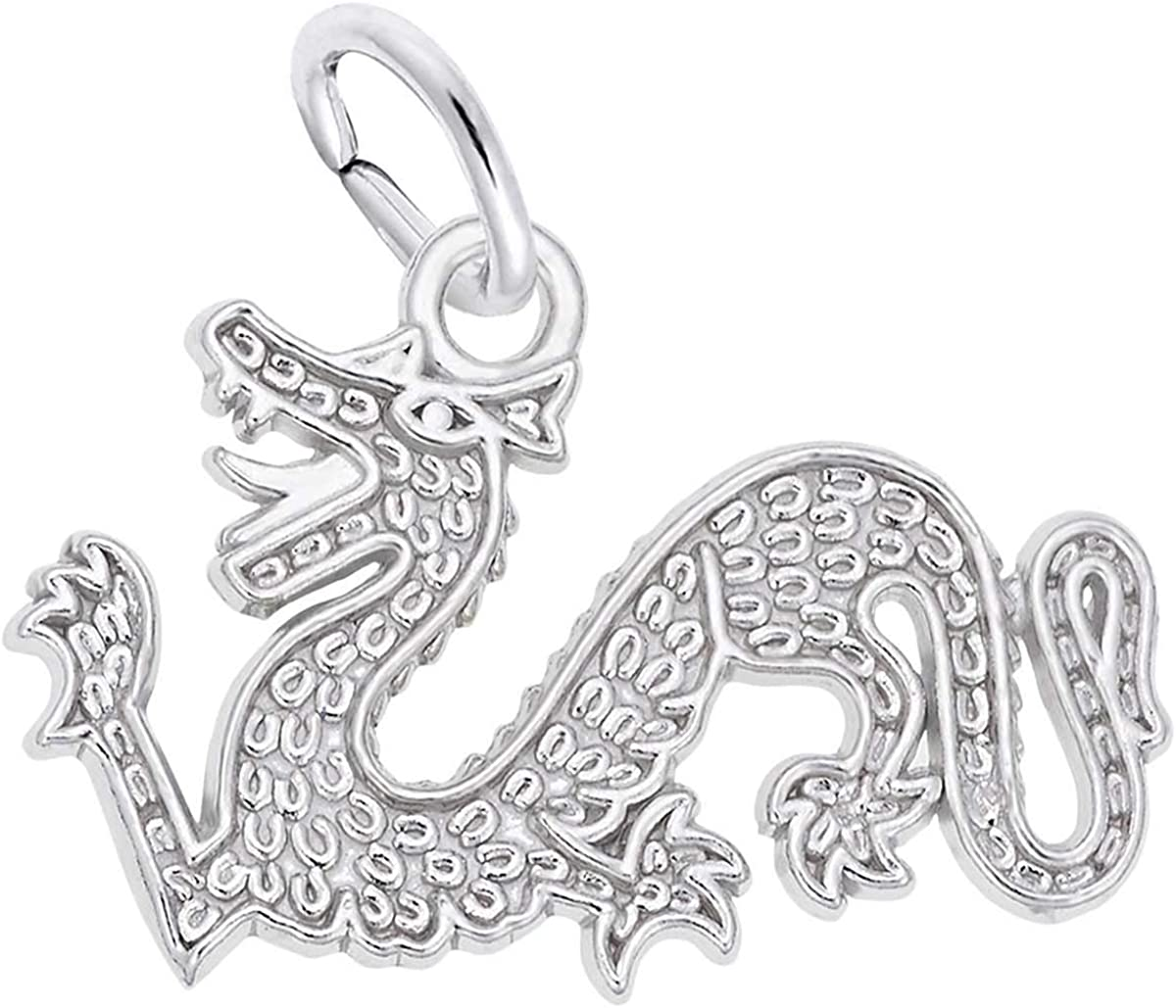 Rembrandt Charms Dragon Charm It is very popular New color