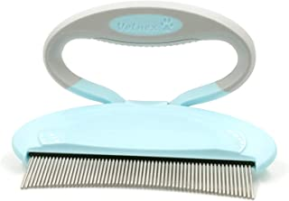 Vetnex Grooming Pin Comb for Dogs (Blue)