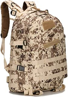 Waterproof Oxford Camping Outdoor Sports Army Tactics Backpack-3#