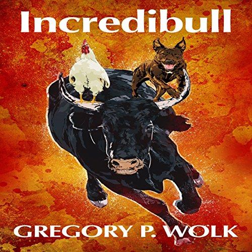 Incredibull audiobook cover art