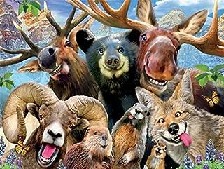 Ceaco Rocky Mountain Selfie Puzzle (550 Pieces)