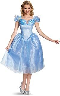 Disney Disguise Women's Cinderella Movie Adult Deluxe Costume