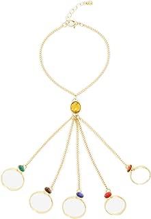 infinity gauntlet ring bracelet