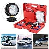 Système de refroidissement sous vide et de purge du liquide de refroidissement kit recharge avec mode d'emploi et Housse de transport–Voiture, SUV, van, camion léger Radiateur
