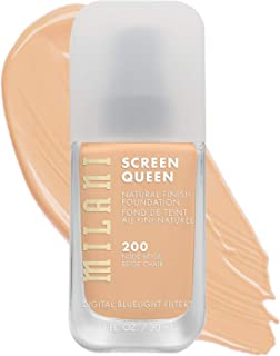 Milani Screen Queen Foundation - 200 Nude Beige